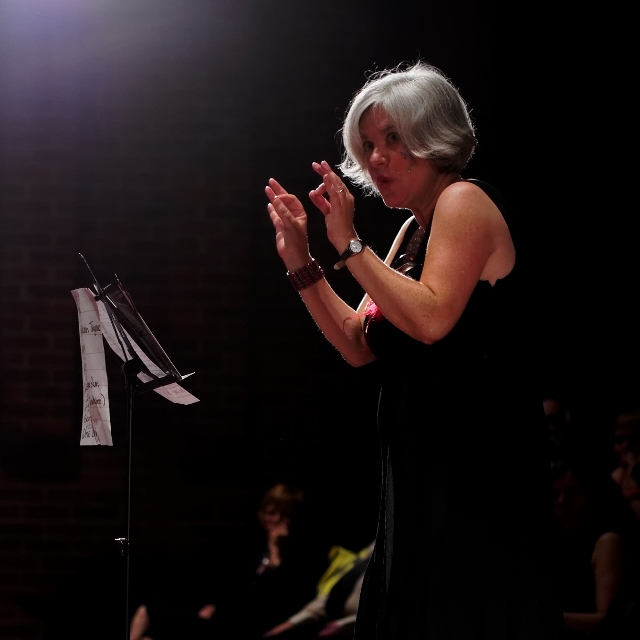Fiona Conducting